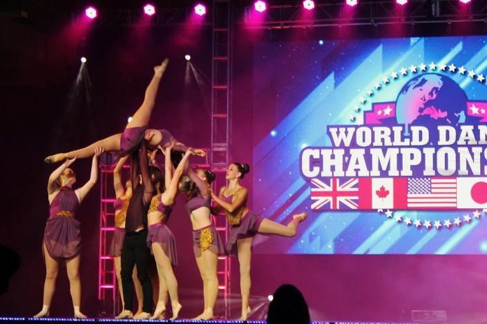 World Dance 2015